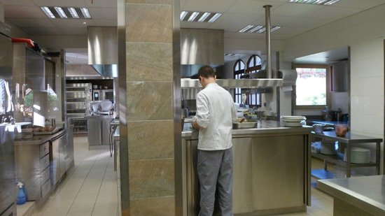 La Bouitte : cuisine moderne