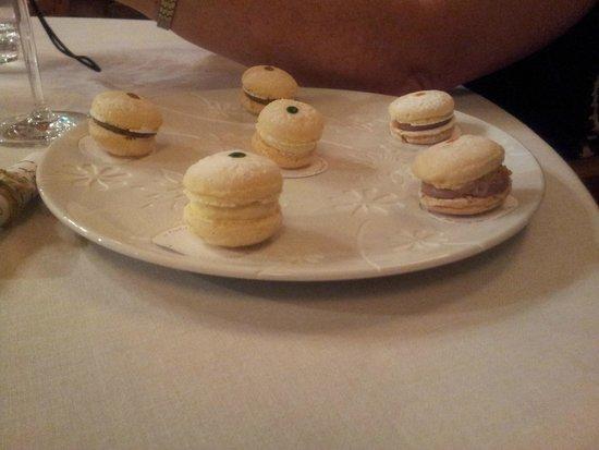 La Bouitte : biscuirons spécialité