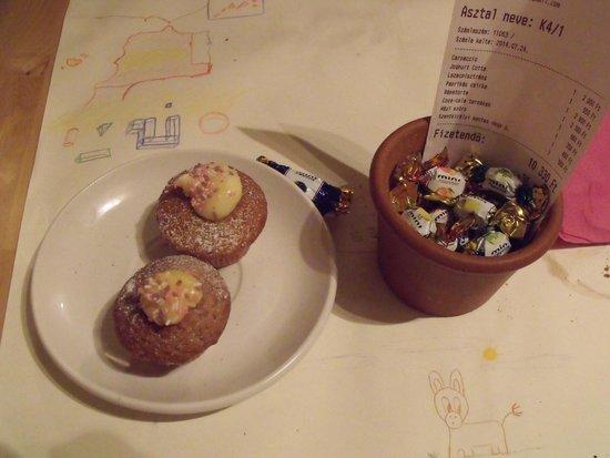Zeller Bistro: la dulce cuenta