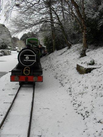 North Bay Railway: Winter at NBR