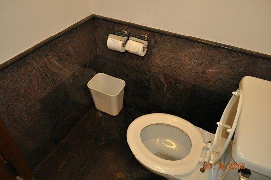Trident, Cochin: Toilet