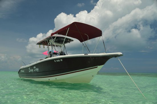 Easy Day Charters: Sand Bar