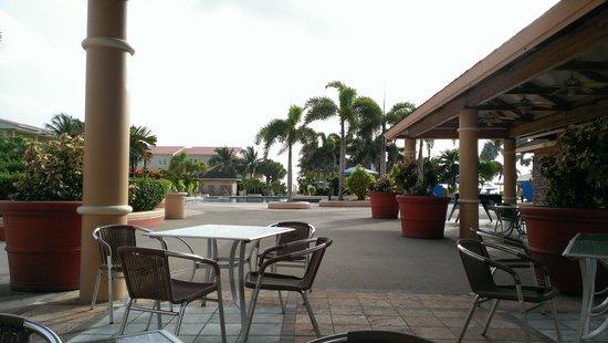 Marriott's St. Kitts Beach Club : the pool