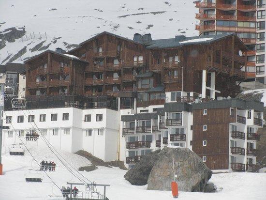 Val Chaviere Hotel: l'hotel au pieds des pistes