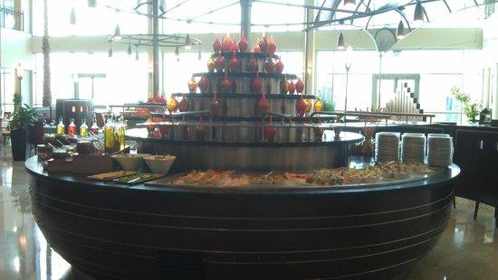 Corinthia Hotel Tripoli: Buffet