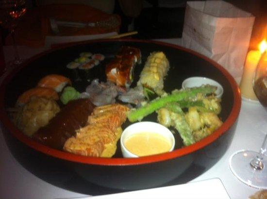 Henssler Henssler: Henssler und Henssler Sushi Mix