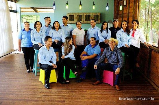 Hotel Pousada Aguas de Bonito: Hotel Staff 2014