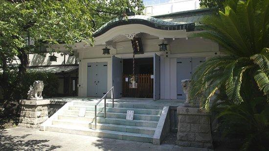 御津八幡宫