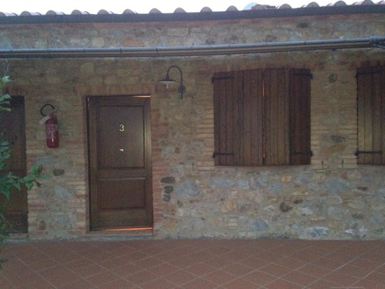 Tenuta Casteani Wine Resort: La mia camera !!