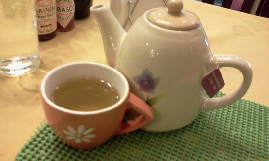 Lachi's: refreshing tea!