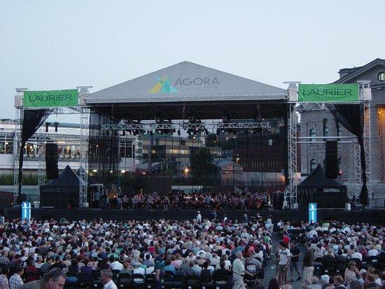 BEST WESTERN PLUS City Centre/Centre-Ville : Spectacle de l'orchestre synphonique de Montréal