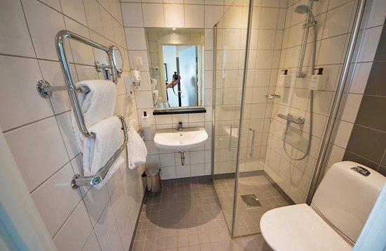 Scandic Visby: Badrum