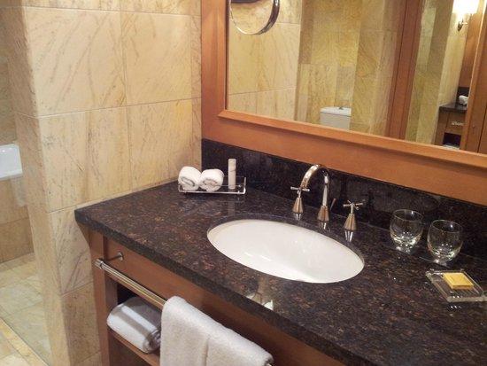 Regent Warsaw Hotel: Elegant sink