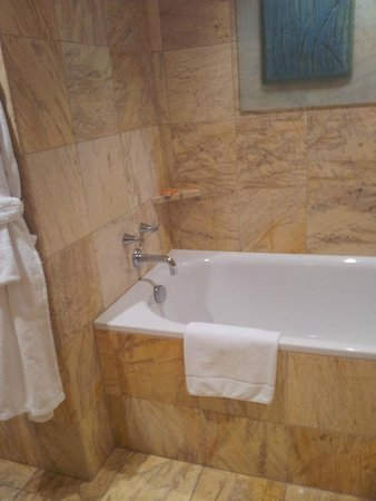 Regent Warsaw Hotel : Bath