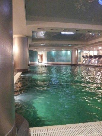 Regent Warsaw Hotel : Pool