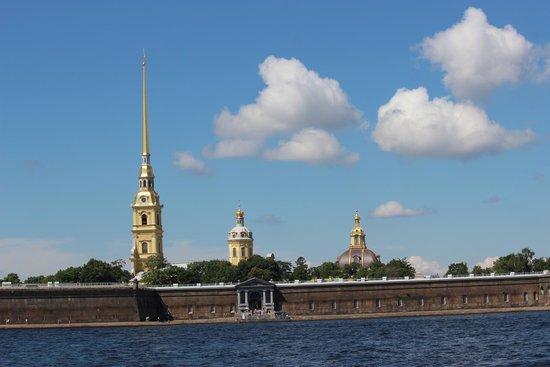 Neva Embankments : fortress