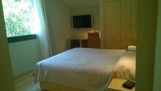Hotel Palome: Habitación 201