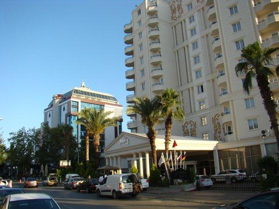 """Antalya Adonis Hotel : Отель """"АДОНИС"""""""