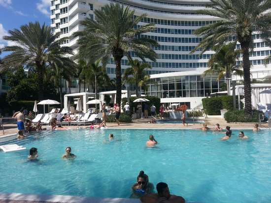 Fontainebleau Miami Beach: hotel