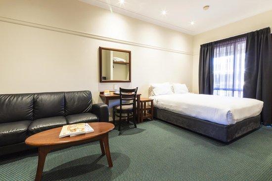 Quality Inn Margaret River: Deluxe Room