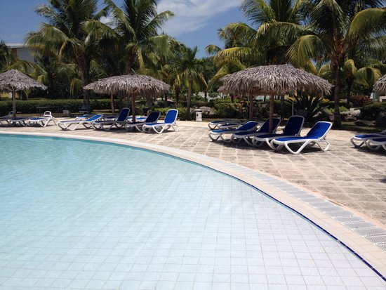 Melia Cayo Santa Maria: MCSM pool - very clean
