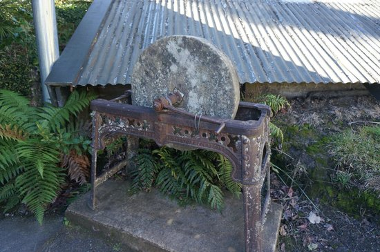 Buried Village of Te Wairoa: village