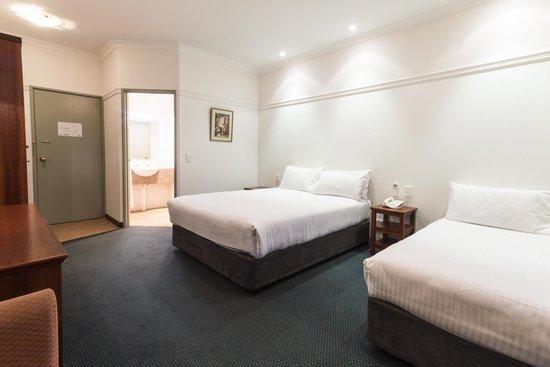 Quality Inn Margaret River: Hotel Room