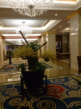 Tianfu Sunshine Hotel: Lobby