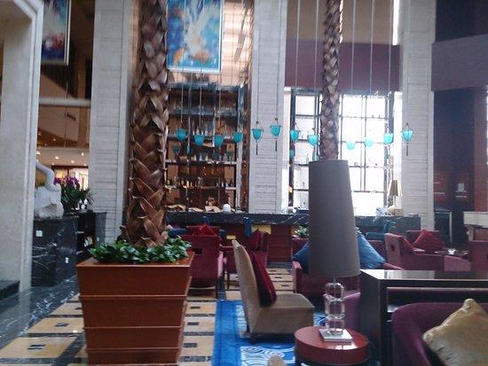Tianfu Sunshine Hotel: Bar