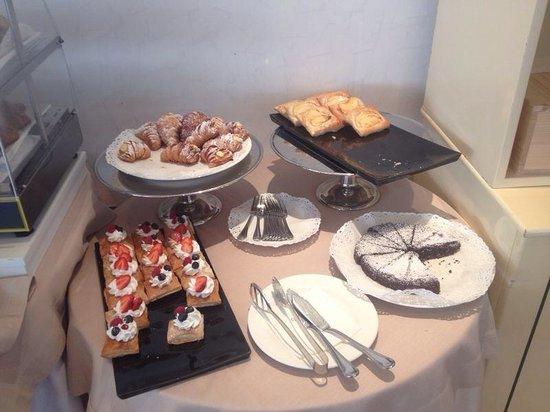 Grand Hotel Costa Brada : Colazione