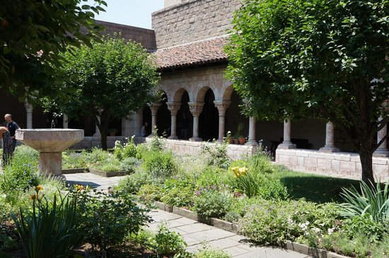 The Met Cloisters: Кафе