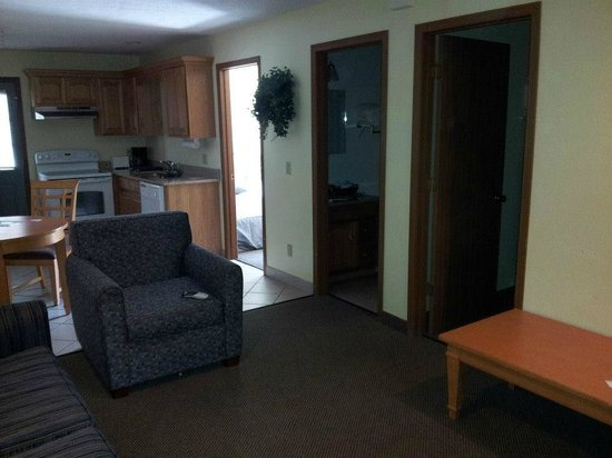 Bay Lodging Resort: 2-room suite