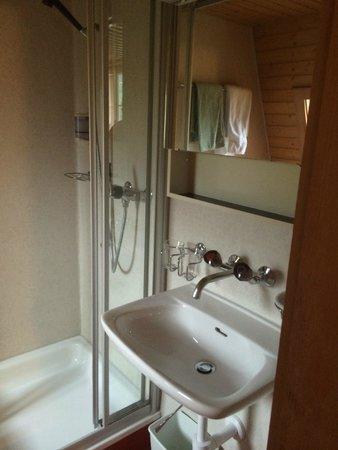Hotel Alpenhof - Post: Bathroom