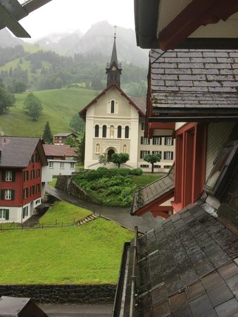 Hotel Alpenhof - Post: View from our balcony