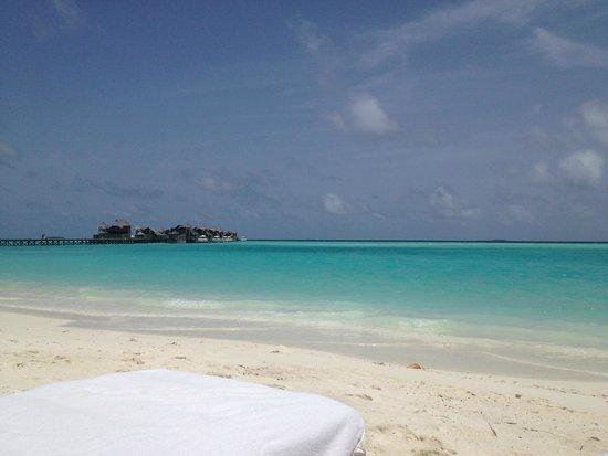 Gili Lankanfushi Maldives : Crystalline water