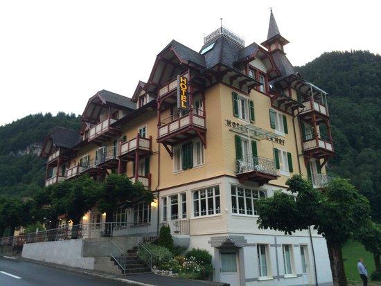Hotel Alpenhof - Post: Hotel Alpenhof - Melchtal Post