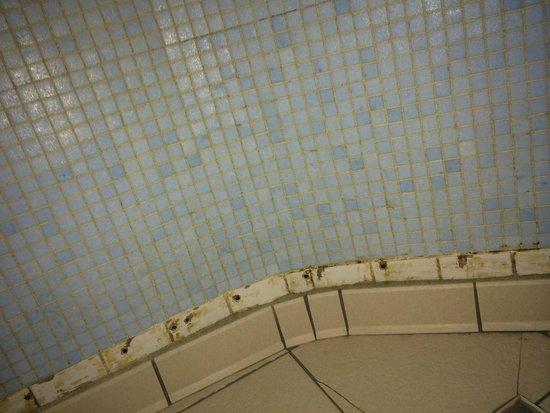 Saint-Gervais-les-Bains, France: Etat d'hygiène des cabines de soins