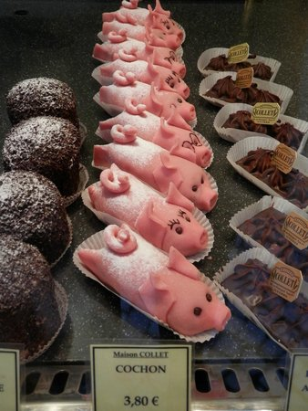 Paris, France: Patisserie Delights