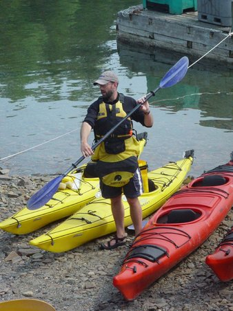 National Park Sea Kayak Tours: tour