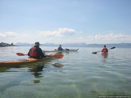 Mountain and Sea Guides - Day Tours: Setting out