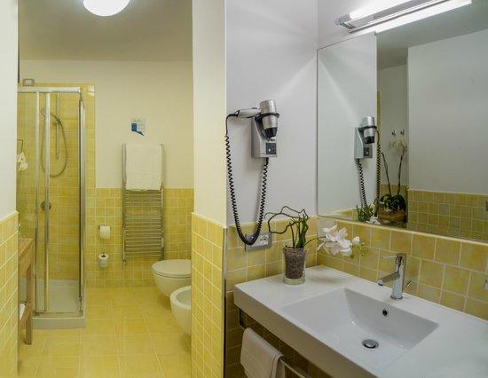 Grifo Hotel Charme & SPA : BAGNO CLASSIC