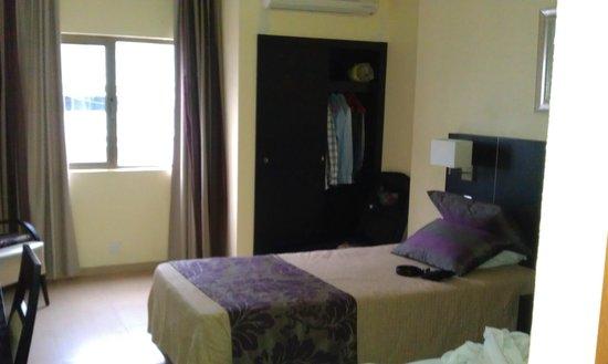 Tivoli Hotel: The Room 10 floor