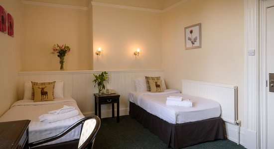 Durker Roods Hotel: Classic Twin - Moorland