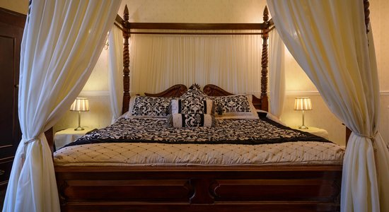 Durker Roods Hotel: Bridal Suite - Superior room