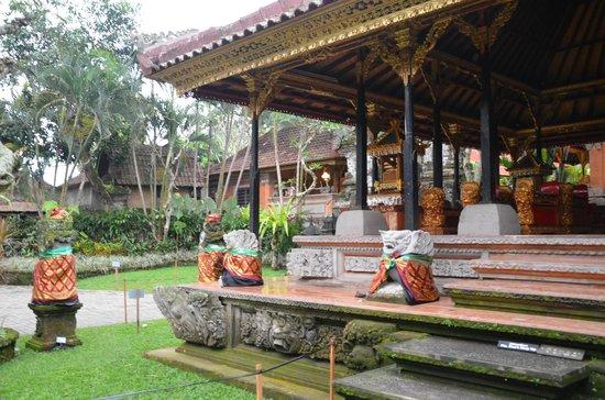 Four Seasons Resort Bali at Jimbaran Bay : uitzicht