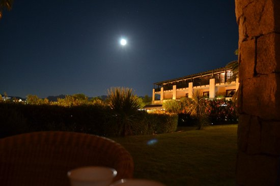 Sporting Hotel Tanca Manna : vista camera