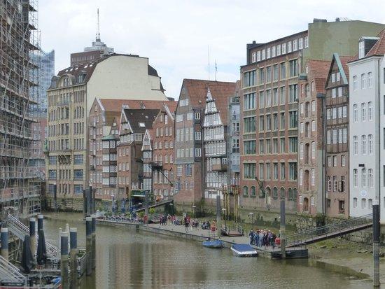 Speicherstadt: warehouse district