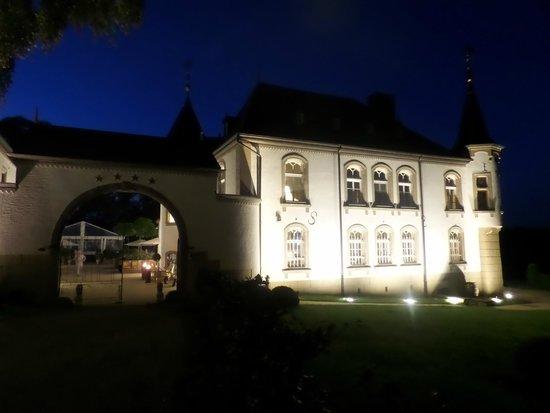 Château d'Urspelt : Romantisch bij nacht