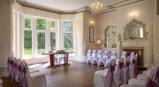 Brilliant Wedding Venue Terrible Staff Review Of Durker Roods Hotel Meltham England Tripadvisor