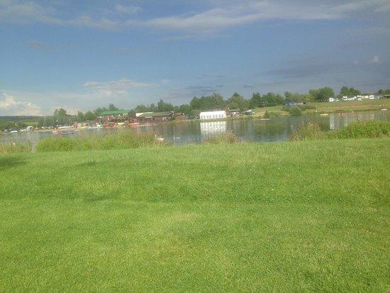 Croft Farm Water Park: Lakeside View